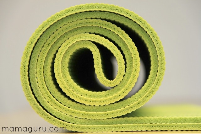 Returning to the Yoga Mat