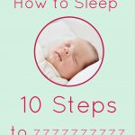 10 Steps to Teach Your Baby How to Sleep