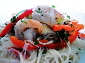 My Thai Coconut Stir-fry