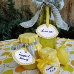 Bottled Sunshine: Homemade Lemon Gifts