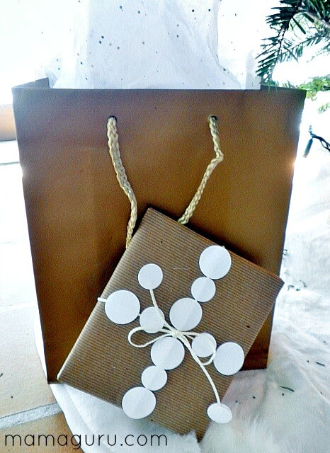 Eco-Friendly Wrapping Paper Idea You Can Make