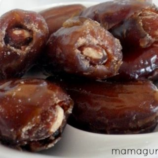 Smokey Dates Appetizer