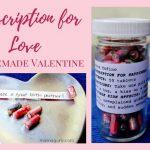 Valentine's Day Prescription for Love