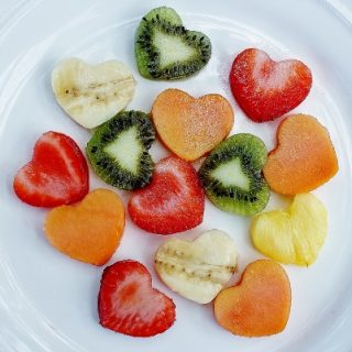 Sweetheart Salad : A Healthy Valentine's Day Treat