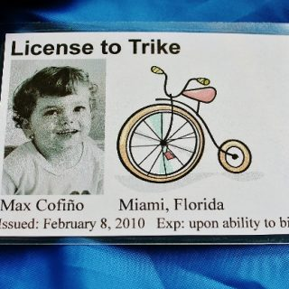 License to Trike