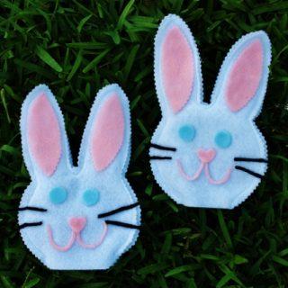 Bunny Puppet Craft