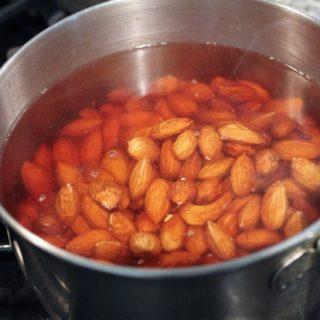 Making Groceries: Almond Milk