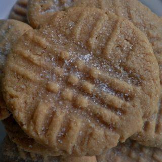 Making Groceries: Gluten-Free Peanut Butter Cookies