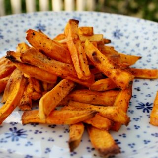 Making Groceries: Sweet Potato Fries