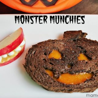 Halloween Lunch Ideas: Monster Munchies