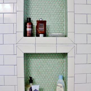 Small Bathroom Renovation: The New Loo