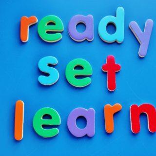 Beginning Preschool at Home