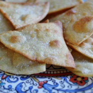 Making Groceries: Tortilla Chips