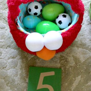 4 Preschool Math Activities Using Easter Eggs