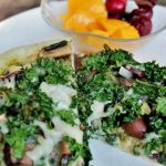 You've Got to Try Mushroom Kale Pizza!