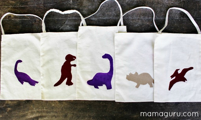 Dinosaur Party Favors
