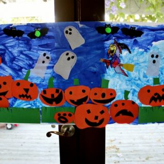 Pumpkin Patch Craft
