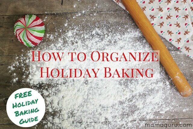 Top 10 Holiday Baking Tips