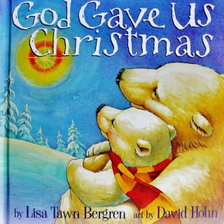Great Children's Christmas Books About God