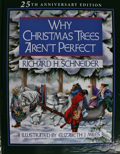Why Christmas Trees Arent Perfect.Great Children S Books About Christmas Trees Mamaguru