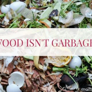 Food Isn't Garbage!