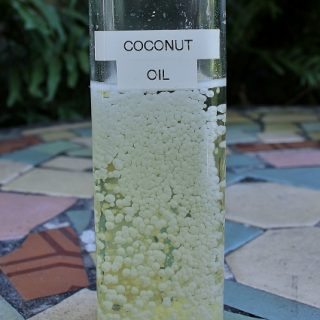 Weather by Coconut Oil