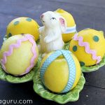 Make Easter Brunch Playful with Lemon Easter Eggs