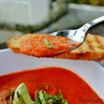 Classic Tomato Basil Soup