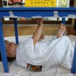 Kid Art Lesson: Painting the Sistine Chapel