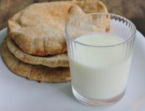 dairy and gluten