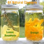 DIY: Great Smelling All Natural Cleaners