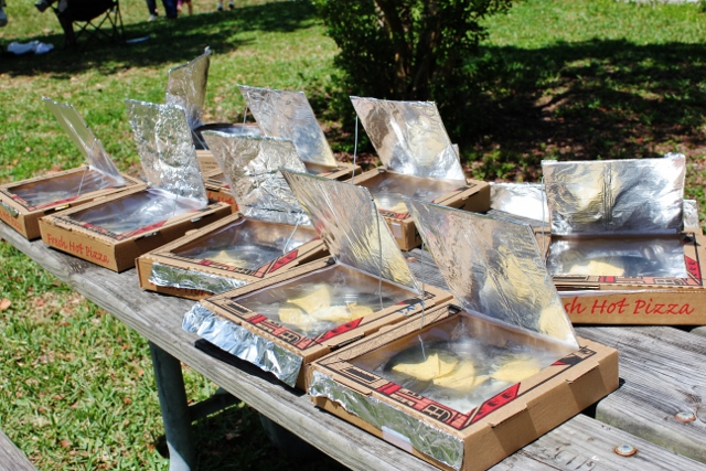 How To Make A Solar Oven Mamaguru
