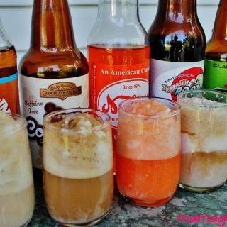 Soda Float Party