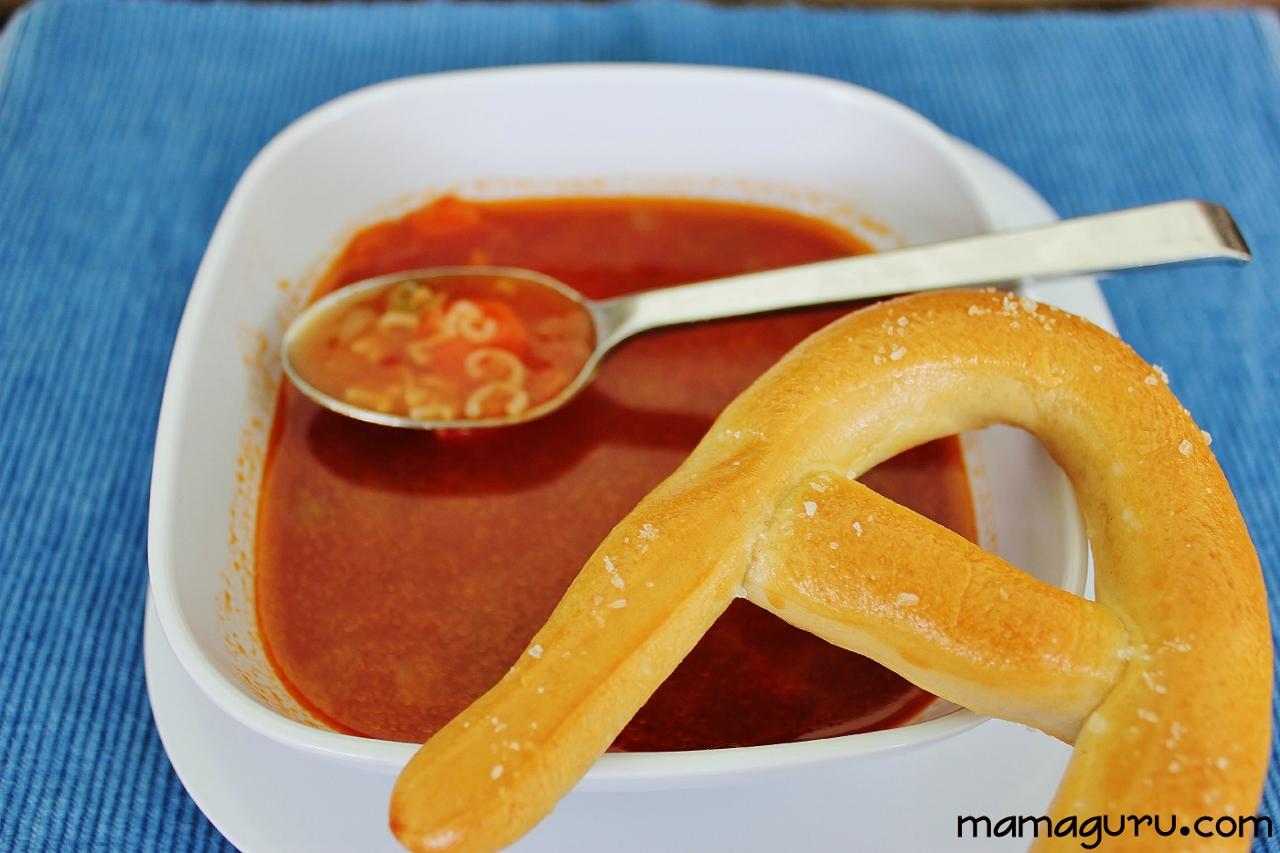 Alphabet Soup Recipe — Dishmaps
