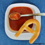 Alphabet Soup with Alphabet Pretzels
