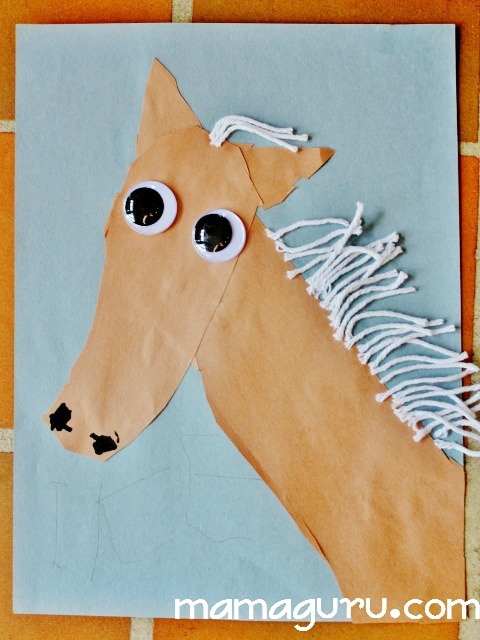 Horse Craft Www Imgkid Com The Image Kid Has It