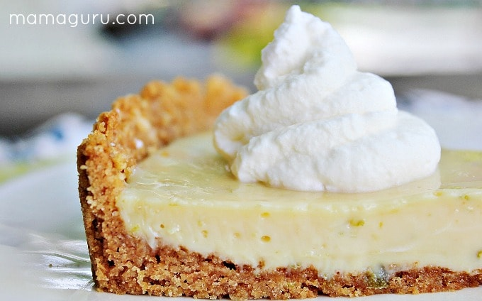 The BEST Key Lime Pie Ever!