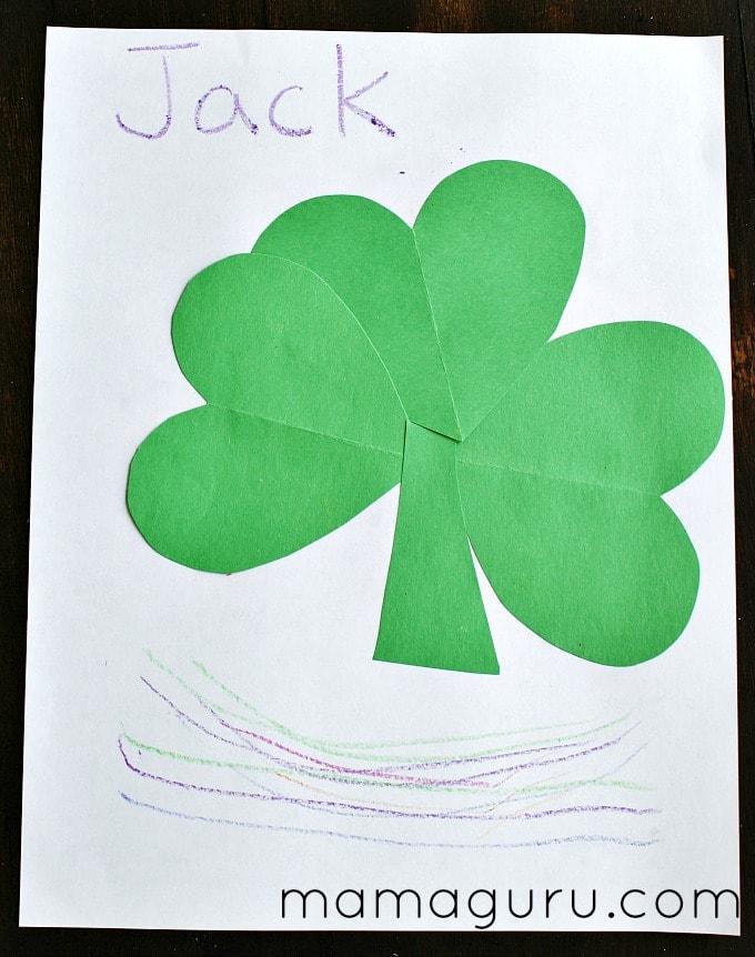 St. Patrick's Day Preschool Party