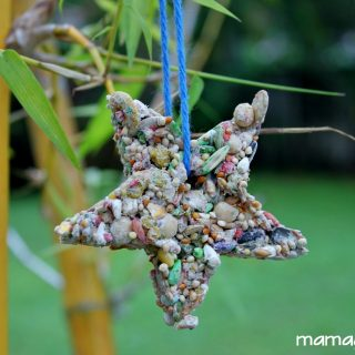 Birdseed Ornaments- Make Cookies for the Birds!