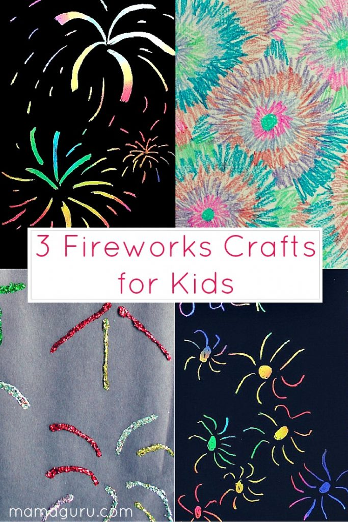 4th of July Art Projects for Kids