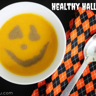 Healthy Halloween Food