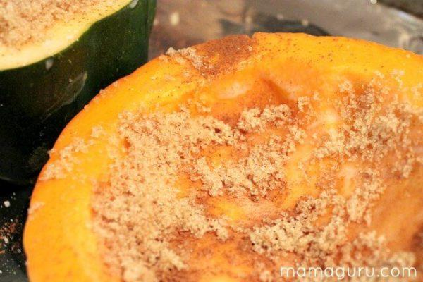 Pumpkin Forbidden Rice Bowls