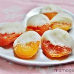 Sweets for Sweeties: White Chocolate Dipped Apricots