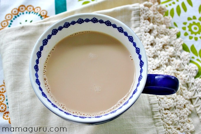 Authentic Indian Chai