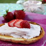 Homemade Strawberry Cream Cheese