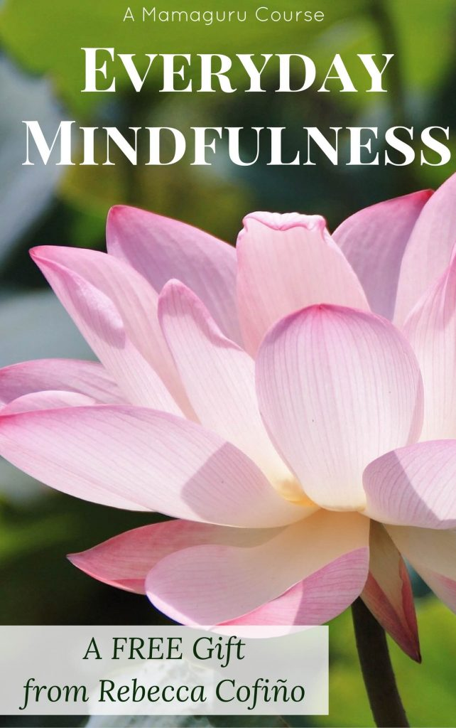 Everyday Mindfulness: A free Mindfulness Course
